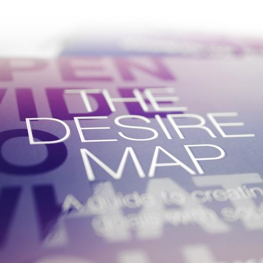The Desire Map Workbook